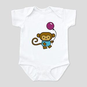 Bobo Monkey Infant Creeper
