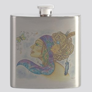 Dready Mama Flask