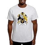 Salmon Family Crest Light T-Shirt