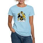 Salmon Family Crest Women's Light T-Shirt