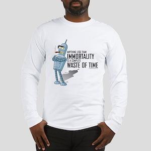 Bender Immortality Long Sleeve T-Shirt