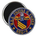 USS JULIUS A. FURER Magnet