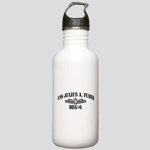 USS JULIUS A. FURER Stainless Water Bottle 1.0L