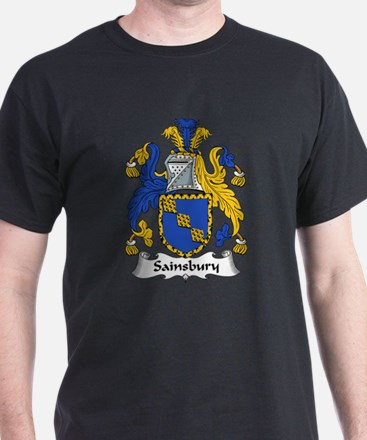 Sainsbury Family Crest T-Shirt