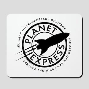 Planet Express Logo Mousepad
