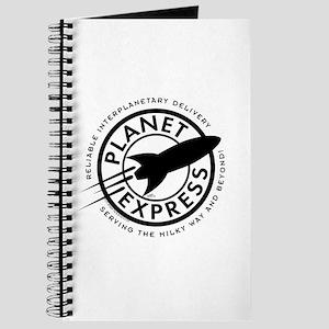 Planet Express Logo Journal