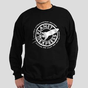 Planet Express Logo Sweatshirt (dark)