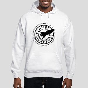 Planet Express Logo Hooded Sweatshirt
