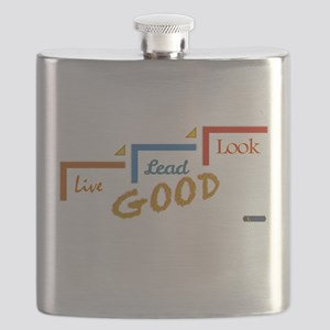 Look Lead Live - Good Flask