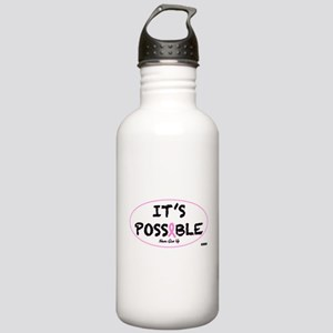 Its Possible Breast Ca Stainless Water Bottle 1.0L