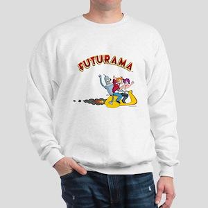 Futurama Hover Scooter Sweatshirt