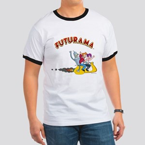 Futurama Hover Scooter Ringer T