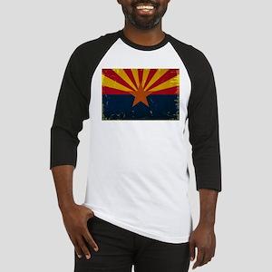 Arizona State Flag VINTAGE Baseball Jersey