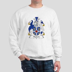 Ryland Family Crest  Sweatshirt