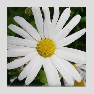 Flower 2 Tile Coaster