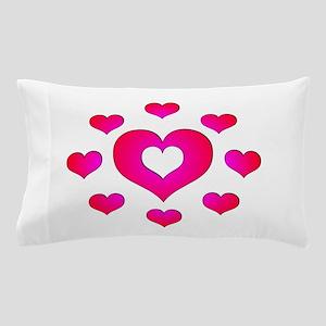 TShirtHearts Pillow Case