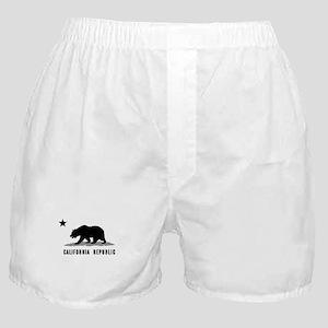 California Republic Boxer Shorts