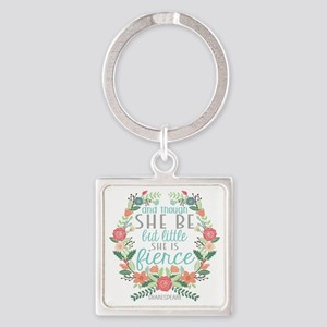 Shakespeare Square Keychain