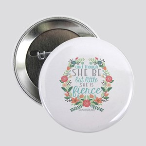 "Shakespeare 2.25"" Button"