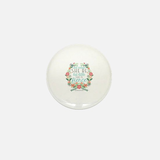Shakespeare Mini Button