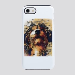 Penny the Yorkipoochi iPhone 7 Tough Case