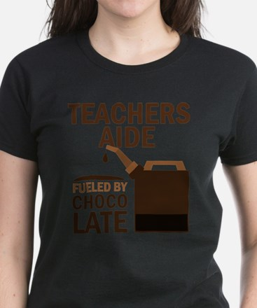 Teachers Aide Gift (Funny) T-Shirt
