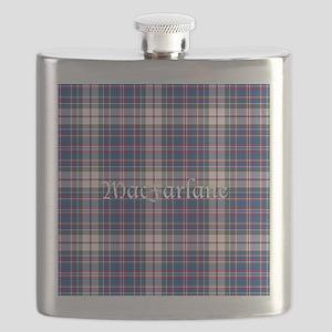Tartan-MacFarlane dress Flask