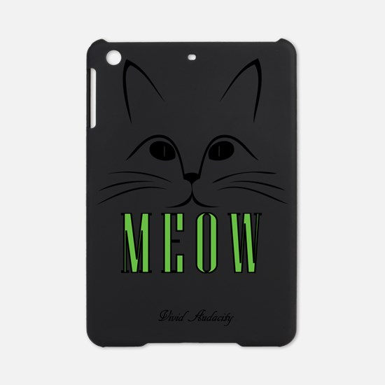 CAT'S MEOW iPad Mini Case