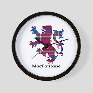 Lion - MacFarlane Wall Clock