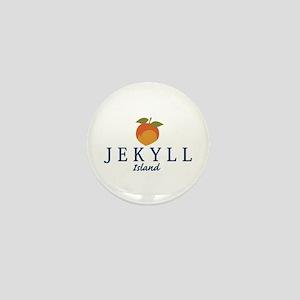 Jekyll Island - Georgia. Mini Button