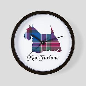 Terrier - MacFarlane Wall Clock