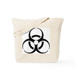 Nuclear Symbol Tote Bag