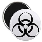 Nuclear Symbol Magnet