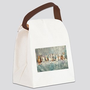 Divine Eleven Canvas Lunch Bag