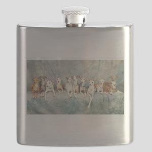 Divine Eleven Flask