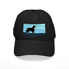 Bernese Blue Mountain Baseball Hat