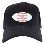 tennis joke Baseball Hat