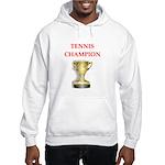 tennis joke Hoodie