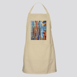 Abstract Dotted Image Apron