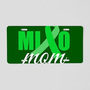 Mito Mom Aluminum License Plate