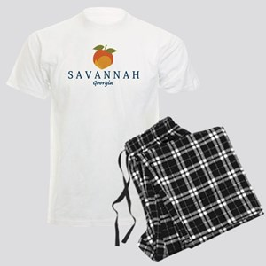 Sanannah - Georgia. Men's Light Pajamas