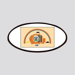 Navajo Nation Flag Patch