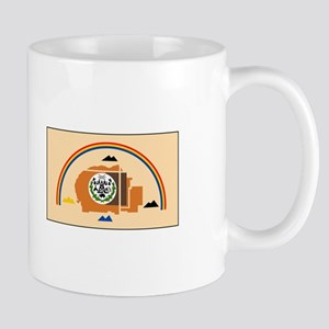 Navajo Nation Flag Mugs