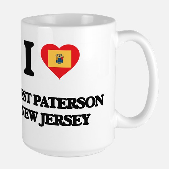 I love West Paterson New Jersey Mugs