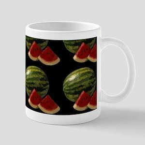 black watermelon Mugs