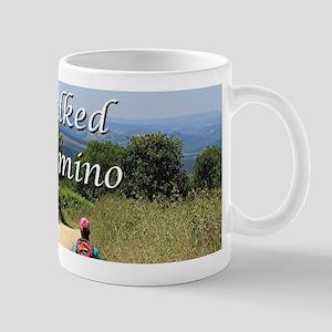 I walked El Camino, Spain Mugs