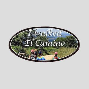 I walked El Camino, Spain Patch