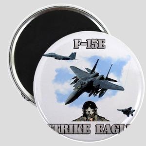 F-15E Strike Eagle Magnet