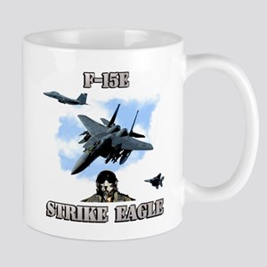 F-15E Strike Eagle Mug