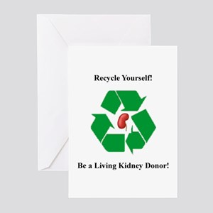 Kidney donor greeting cards cafepress living kidney donor greeting cards pk of 10 m4hsunfo